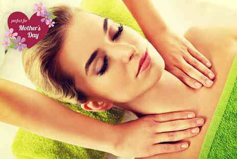 B & E Healthcare - Two hour Mothers Day pamper package for two with a glass of bubbly each and chocolates   - Save 83%