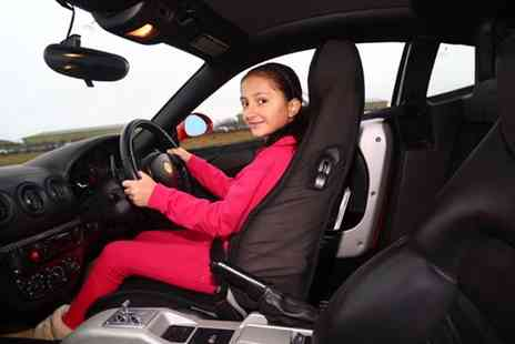 Ferrari 360 F1 - Junior Ferrari Driving Experience in April or May - Save 62%