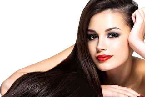 Exquisite Look - Wash, Cut, Restyle and Conditioning Treatment with an Optional Half Head Highlights - Save 46%