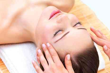 Therapy - Indian Head Massage, Neals Yard Organic Rose Facial or Both - Save 62%