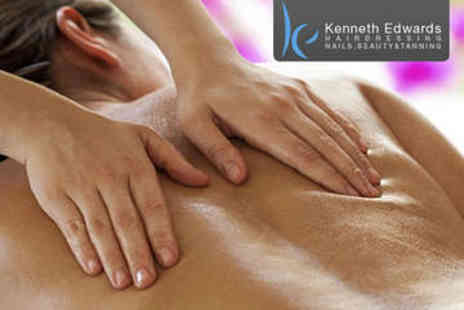 Kenneth Edwards Beauty - Hour Long Massage - Save 56%