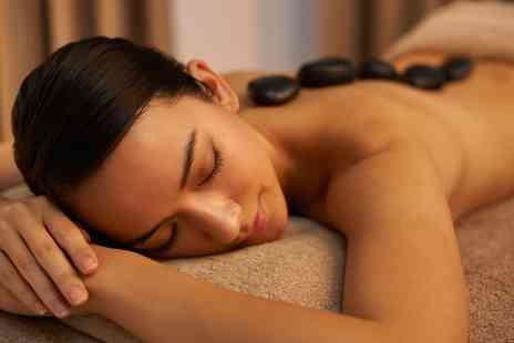 Revitalising Beauty - Hot Stone or Aromatherapy Massage with Optional Facial - Save 40%