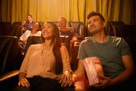 Camden Movie Nights - Camden Movie Night Entry for Two with a Bottle of Wine and Popcorn on 1, 8 or 22 March - Save 22%