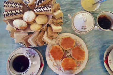 The Coffee Den - Afternoon Tea for Two - Save 52%