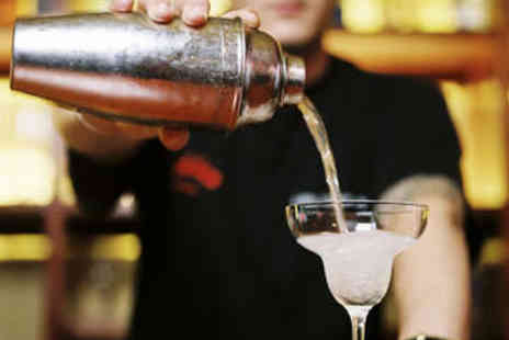 99 Hanover Street - Mixology Class for Two - Save 50%