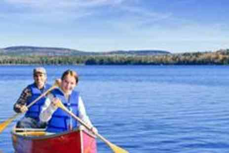 Go Country - Half day of canoeing - Save 62%