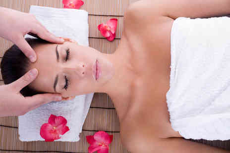 MSH Wellbeing - Indian Head and Neck Massage - Save 56%