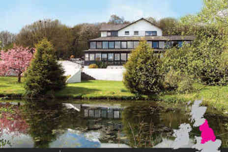 Damson Dene Hotel -  Two Night Stay For Two With Breakfast - Save 44%