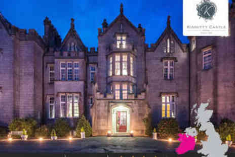 Kinnitty Castle Hotel - Four Star Kinnitty Castle Break - Save 52%