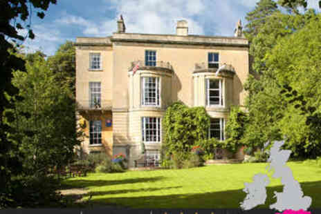 The Bailbrook Lodge - Four Star Bath Country House Stay Plus Lunch - Save 42%