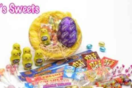LuLus Sweets - An Easter Goodies Hamper including up to 15 different treats - Save 63%