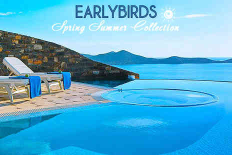 Elounda Gulf & Villas  - Live like the gods in one of Greeces most divine and sublime locations. - Save 41%