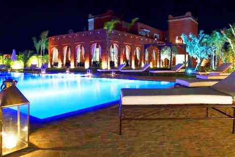 Palais El Miria - An exotic luxury garden escape  - Save 67%