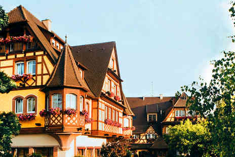 Le Parc  Hotel - Experience Alsace in a charming, authentic setting  - Save 39%