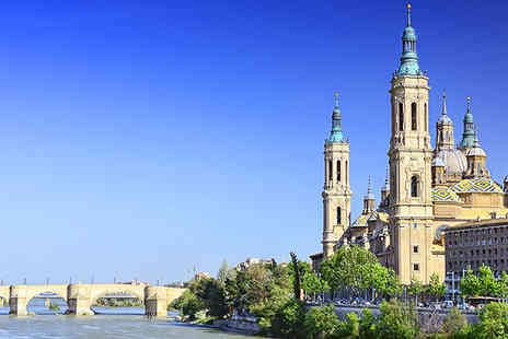 Silken Reino de Aragon  - A vibrant stay in the authentically Spanish city of Zaragoza  - Save 39%
