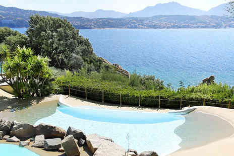 Hotel Marinca & Spa - Secluded beachside hotel with private beach in Corsica - Save 34%