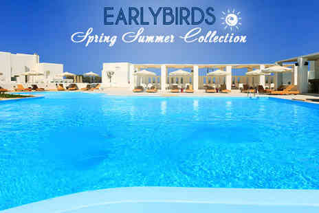 Archipelagos Resort Hotel  - Glorious Greek getaway with breath taking Aegean views  - Save 30%