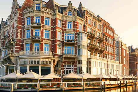 Hotel De L Europe   - Unrivalled luxury on the banks of the Amstel - Save 43%