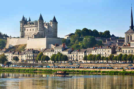 Hotel Saint Pierre  - Allow the Loire to allure you to the Garden of France  - Save 34%
