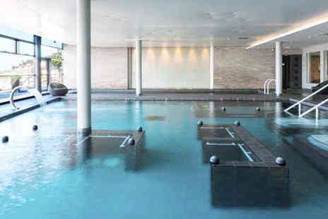 Spa Marin du Val Andre  - Where well being and relaxation meet on the Brittany coast - Save 42%