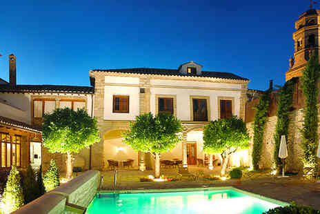 Hotel Puerta De La Luna  - Idyllic Andalusian charm in the UNESCO World Heritage town of Baeza - Save 63%