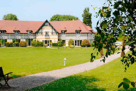 Manoir de la Poterie  & Spa - Charming country manor just a hop over the channel in Normandy - Save 51%