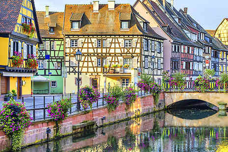 Odalys La Rose dArgent  - A family friendly escape close to the centre of historic Colmar - Save 40%