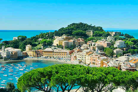 Hôtel Vis à Vis  - A room with a view on the Italian Riviera - Save 48%