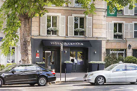 Hôtel Acanthe - A contemporary chic hotel on the doorstep of Paris - Save 40%