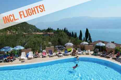 Villaggio Piccolo Paradiso - Seven nights stay with Full board and Return flights  - Save 0%