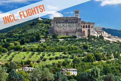 Hotel La Meridiana - Seven nights stay with Foodie heaven Three dinners included and Return flights  - Save 0%