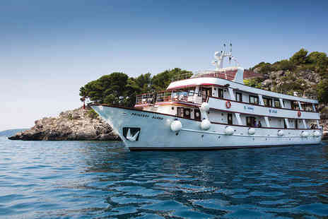 Gems of Croatia Cruise - Seven nights in a Lower Deck Stateroom - Save 41%