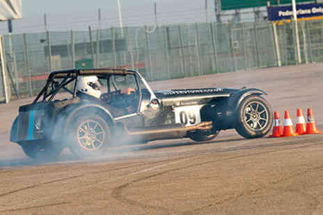 Silverstone - Silverstone Caterham Drift Experience - Save 0%