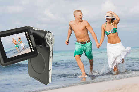 Rose River - Portable Digital Video Camera - Save 43%