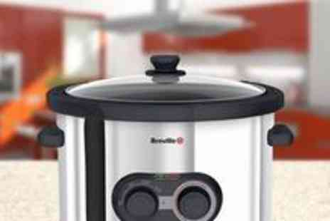 Premium Cookware - Breville 4-in-1 Rice and Slow Cooker from Premium Cookware - Save 60%