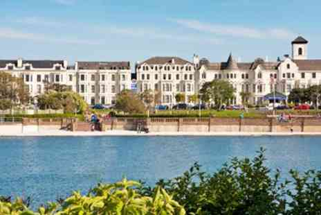 BEST WESTERN Royal Clifton Hotel & Spa - Two Nights Seaside Break in Southport with Meals & Wine - Save 58%