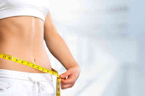 The Aesthetics Clinic - Three sessions of LumiSlim Laser Lipo on one area - Save 84%
