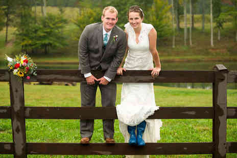 The Wroxeter Hotel - Field and farm wedding package  - Save 47%