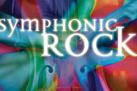 Royal Philharmonic Orchestra - Symphonic Rock Ticket - Save 38%