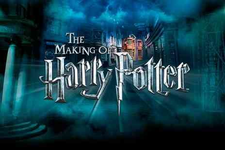 Warner Bros Studio Tour - Groupon Exclusive Event: Harry Potter Studio Tour with Butterbeer, Souvenir and Special Guest Warwick Davies  - Save 0%