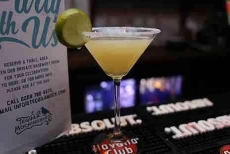 Tequila Mockingbird - Three or Six Cocktails - Save 50%