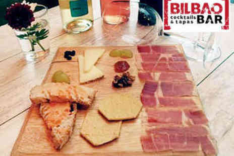 Bilbao Bar - Charcuterie Board Between Two with Cocktail Each - Save 39%