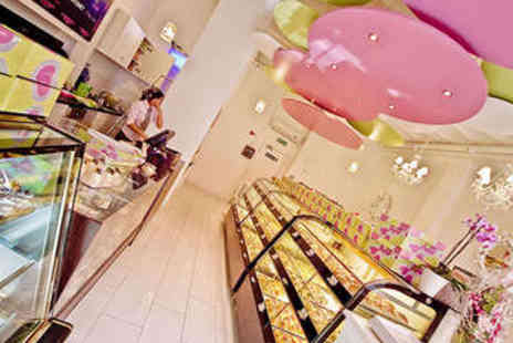 Caffe Chino - Bubble Tea and Cake for Two - Save 51%