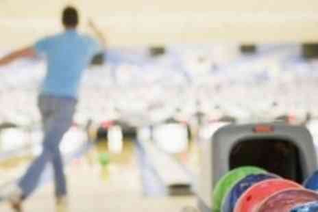Rotherham Superbowl - Two Games of Bowling For Up to Four People - Save 68%