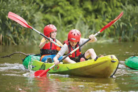 JCA Condover Hall - Family Adventure Holiday, Shropshire - Save 50%