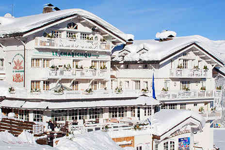 Le Chabichou  - Family getaway with a 2 star restaurant. - Save 31%