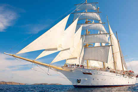 Star Clipper Cruise & Phuket Stay - Star Clipper Cruise & Phuket Stay,  Rooms as per itinerary - Save 39%