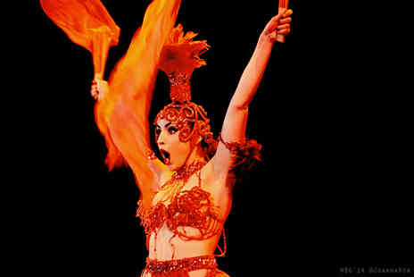 London Burlesque Fest - Ticket to The Burlesque Ball UK Tour from London Burlesque Fest  - Save 64%