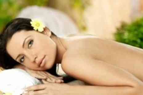 Beauty Booth - Massage Plus Facial With Manicure or Pedicure and Option of Indian Head Massage - Save 73%