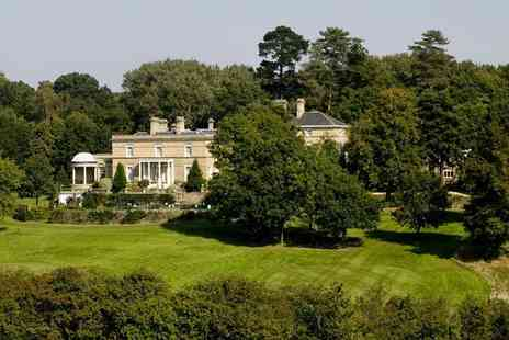 Ponsbourne Park -  Hertford stay for two including breakfast  - Save 40%